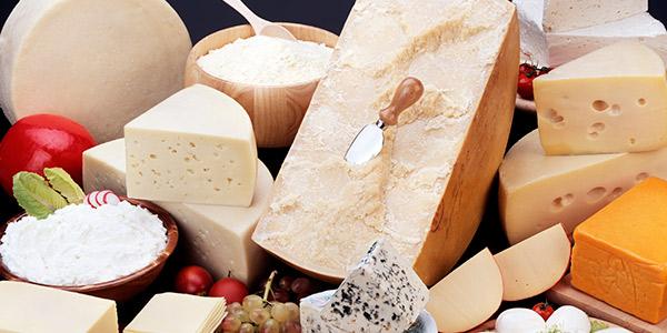 Meieri oster smak og funksjonalitet
